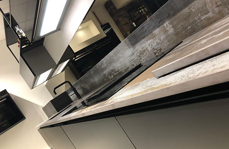 Chesterfield Showroom Dislaying Quooker Tap