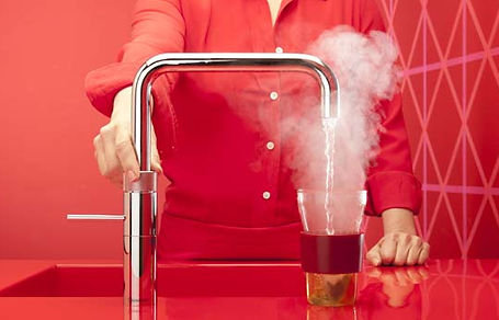 Quooker Boiling Tap On Display At Our Chesterfield & Sheffield Showroom