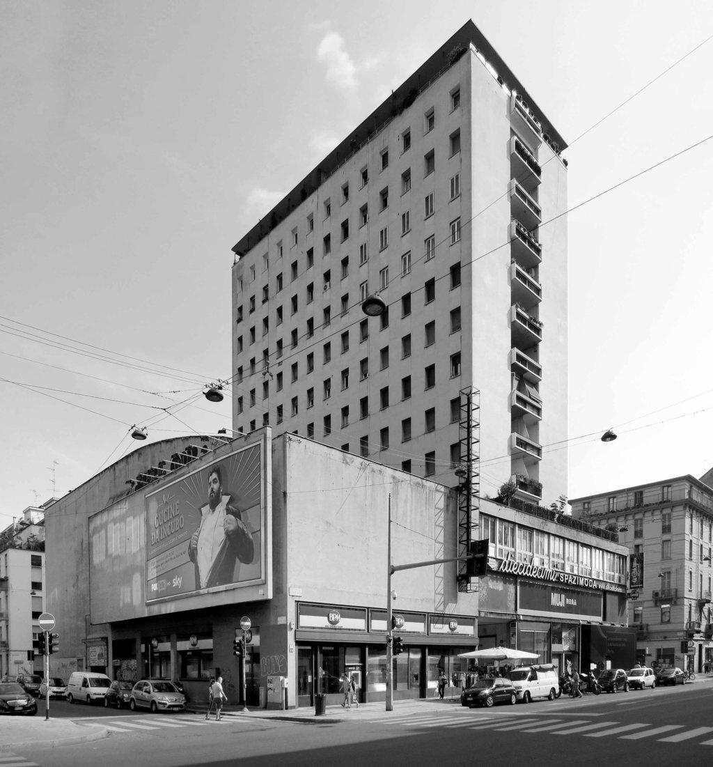 9_Piero Bottoni, Palazzo Argentina, 1946 - 1951 _resize