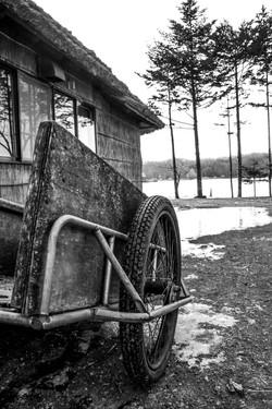 Old Wheelcart