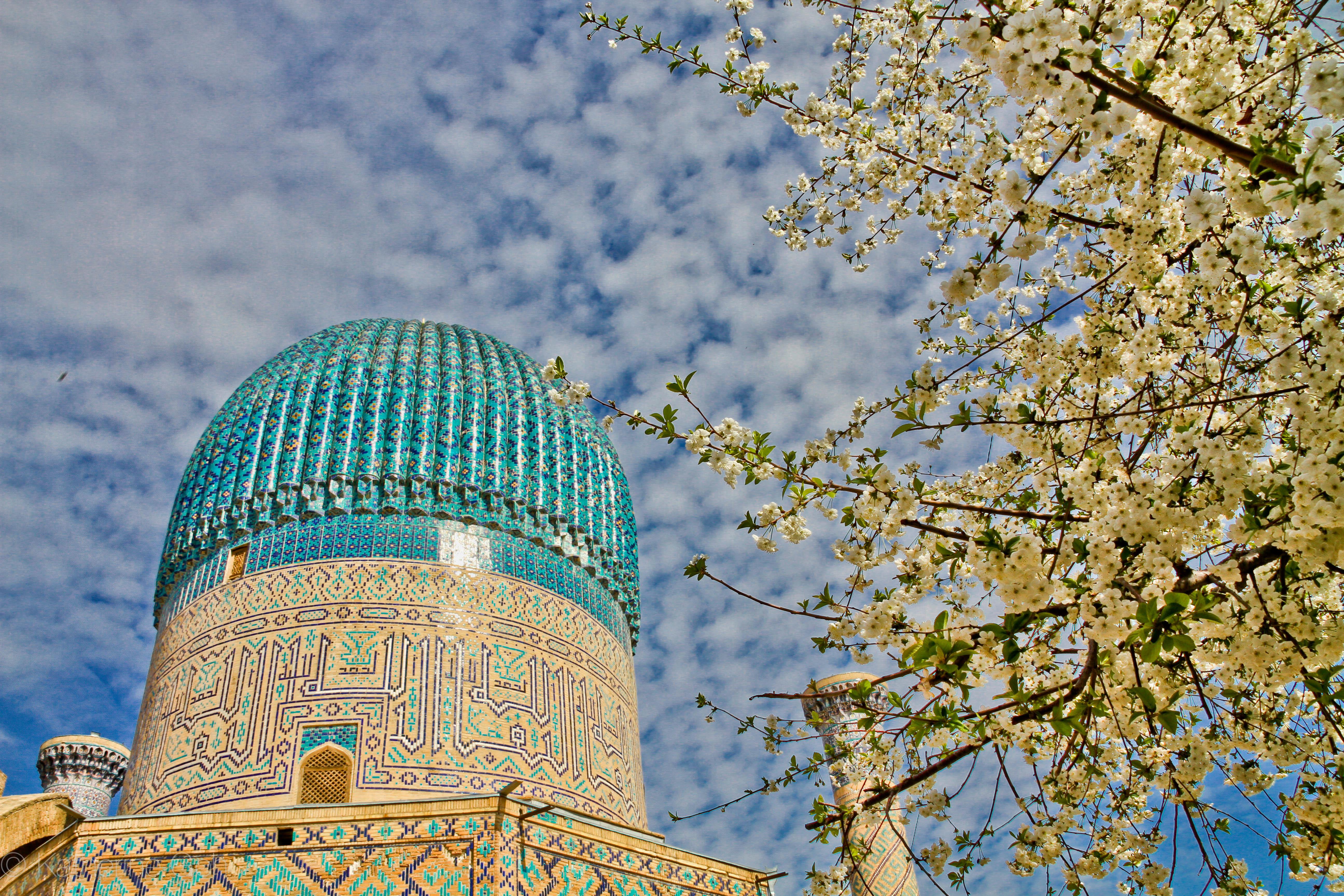 Guri Amir Mausoleum