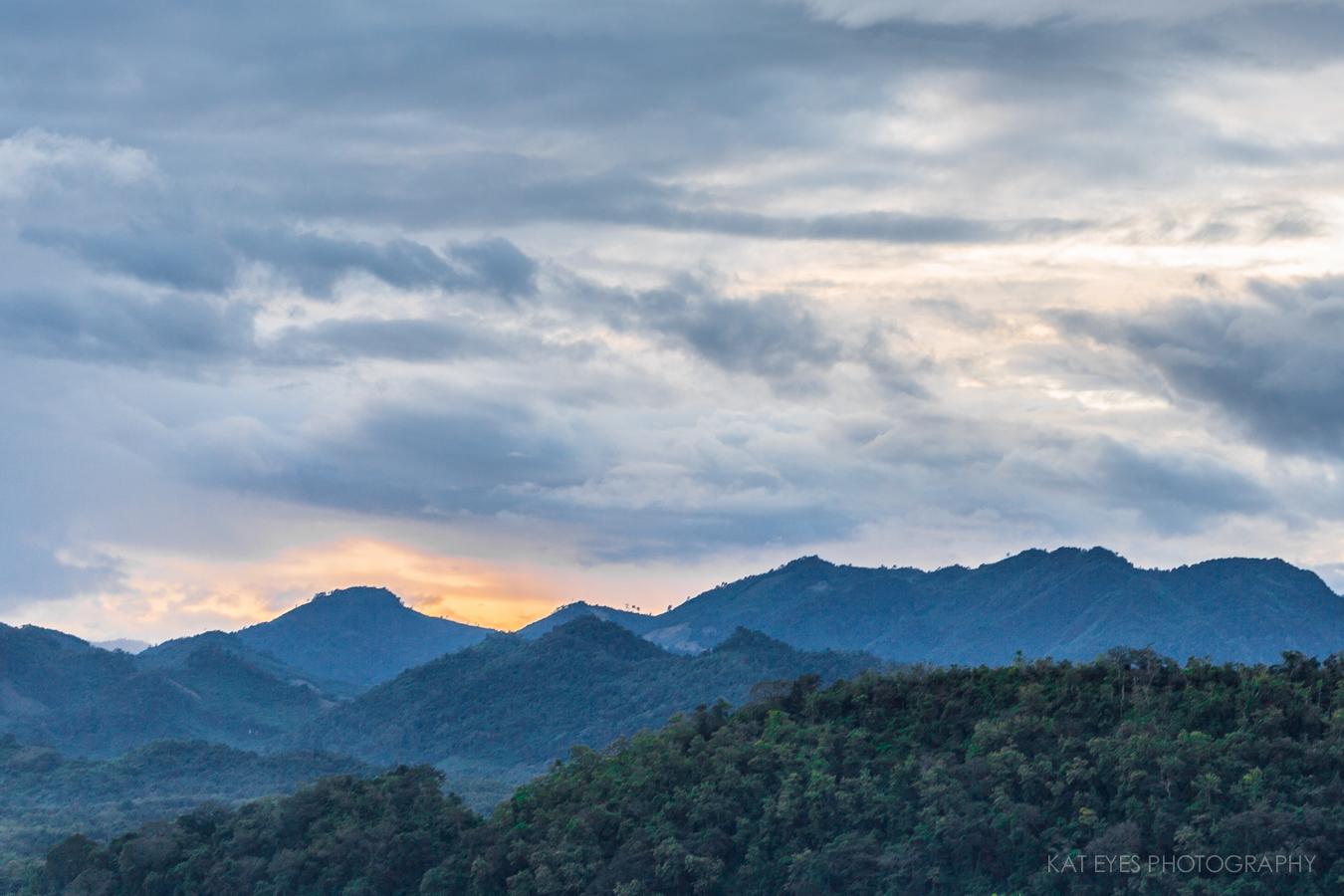 """""""Sunset in Luang Prabang"""""""
