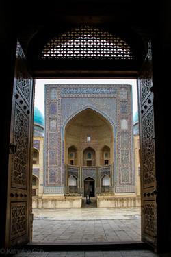 Kalon Mosque and Minaret