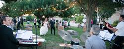 Mariage campagnard