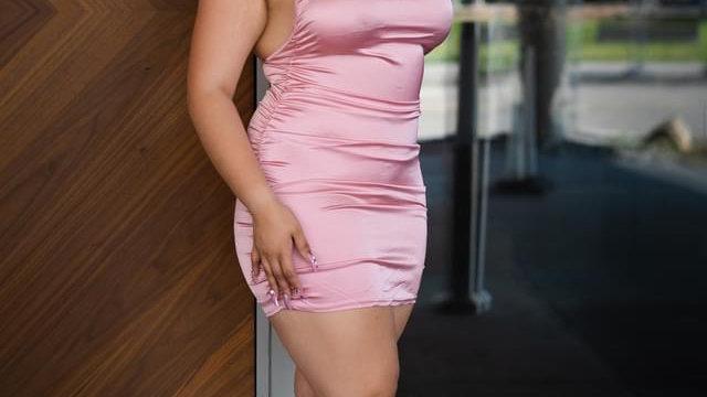 Silky Birthday Dress