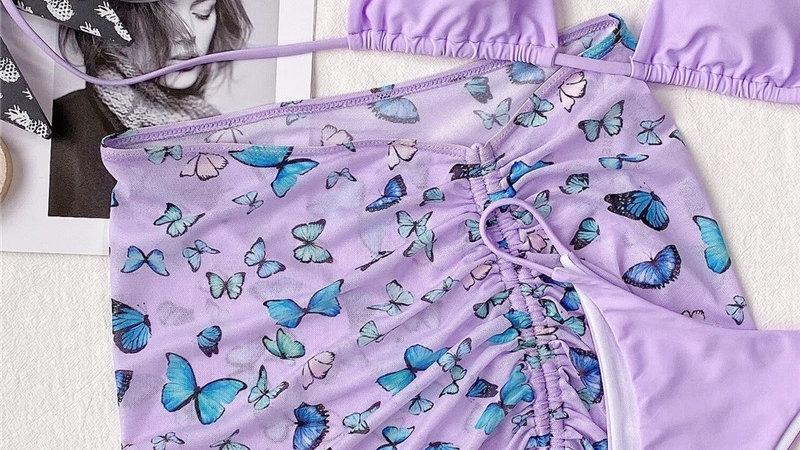 Butterfly Bikini Set
