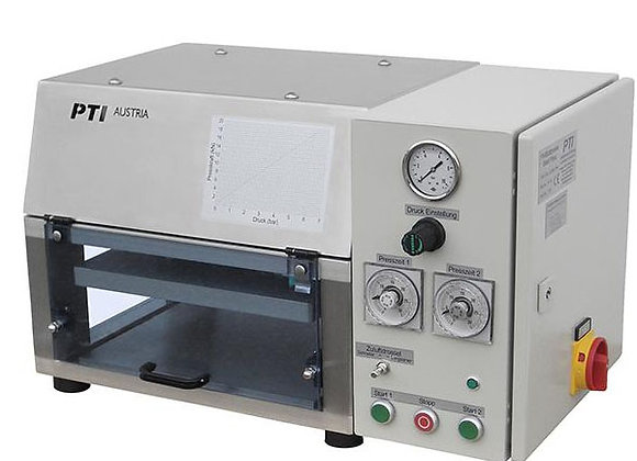 Automat ic Sheet Press according to TAPPI and SCAN