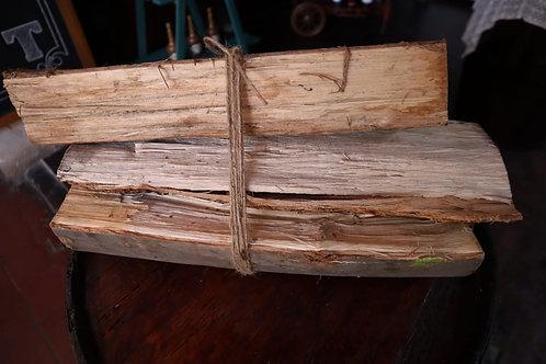 Paquete de leño de eucalipto  x kg