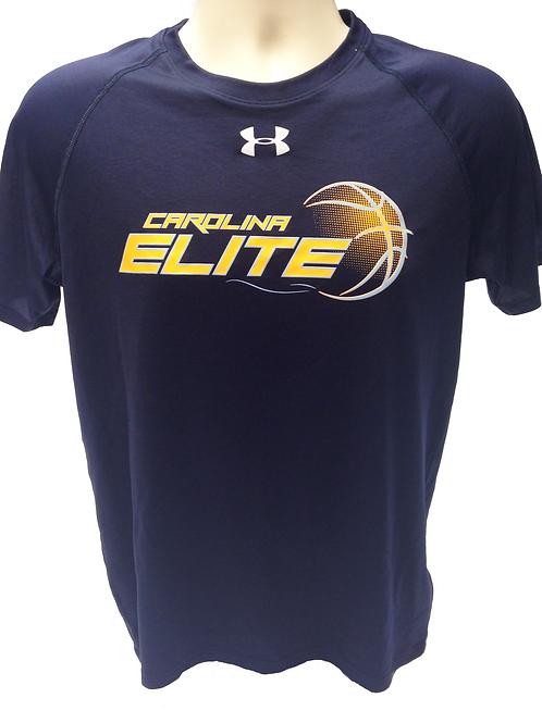CE UA Short Sleeve Logo Tee