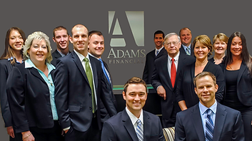 Adams Financial Team
