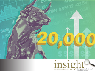 Dow 20,000 - What Does It Mean?