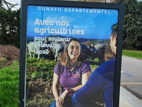 Affiche publicitaire CDT31 - Février 2021
