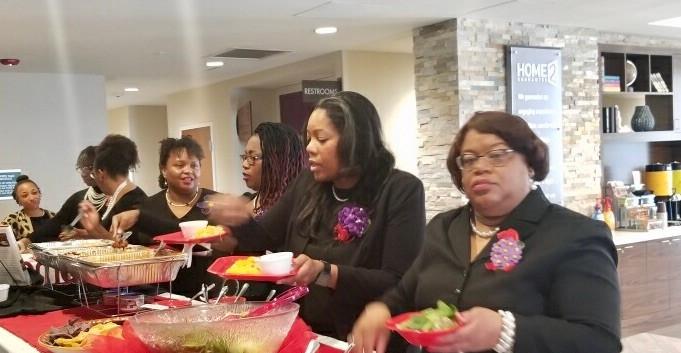 2020 Sisterhood Month Activities
