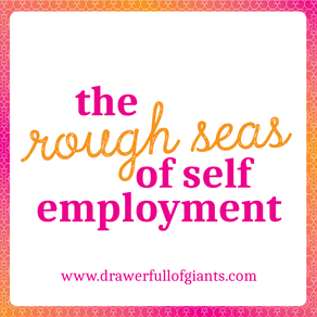 The Rough Seas of Self-Employment