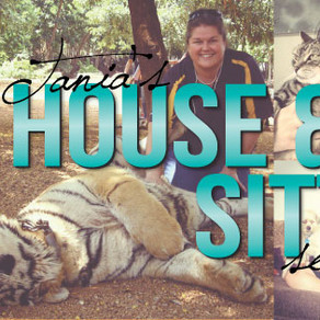 House Sitter Interview: Tania