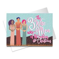 Code: 3WiseWomen