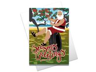 Personalised Christmas Card 2018