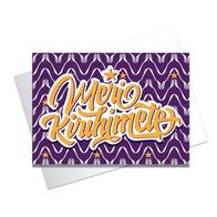 Customised Greeting Card