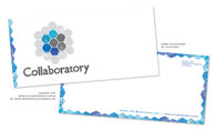 Postcard & logo Illustration