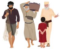 Illustration for Bible Stories 2