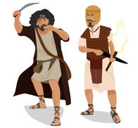 Illustration for Bible Stories 1