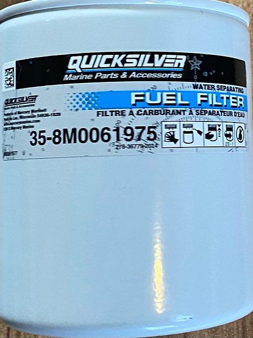 35-8M0061975 Quıck Sılver Yakıt Filtresi