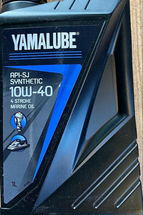 YAMALUBE 10W 40 4 Zamanlı Motor Yağı 1LT