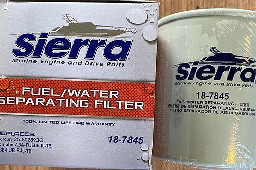 18-7845 Sierra Yakıt Filtresi