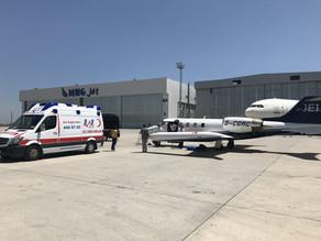 Türkiye'deki ambulans hizmetin tarihçesi;