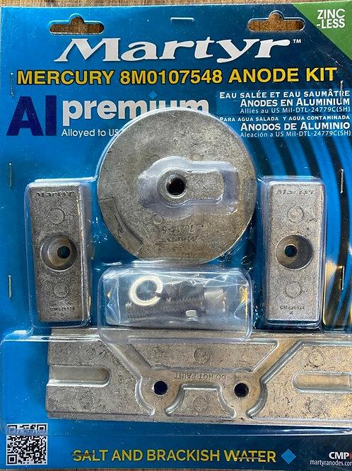 8M0107548 MERCURY 150 HP ANODE KIT