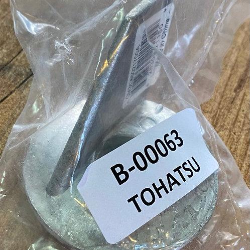 B-00063 25-30-40- HP MERCURY-TOHATSU TUTYA