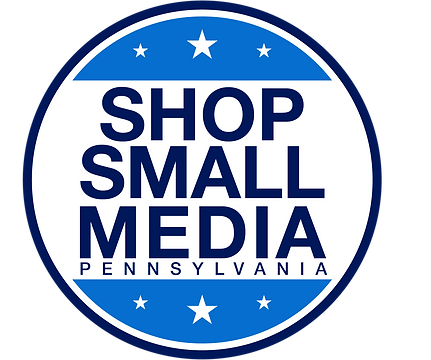 ShopSmallMedia Circle Badge Blue 1485 ×
