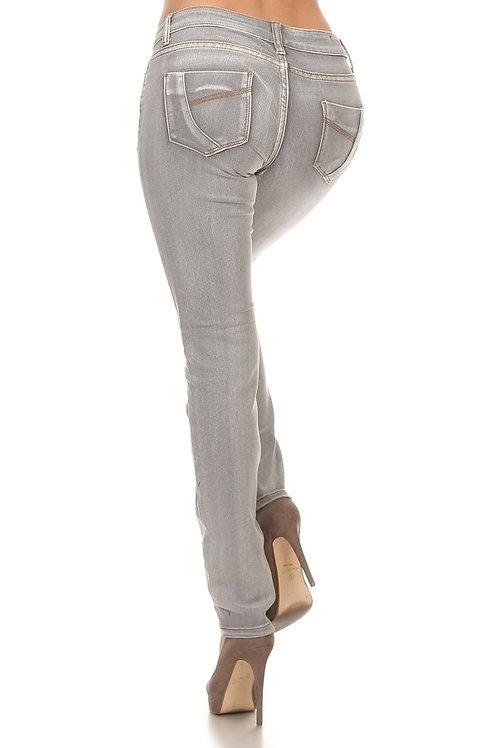 T&Y Fashion Grey Jeans
