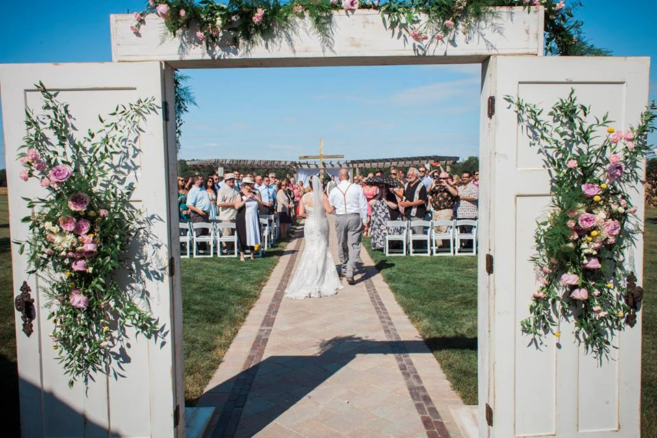 rusticweddingdoors