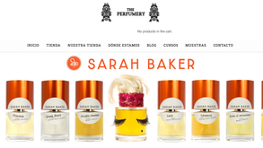 Find Us at The Perfumery in Barcelona