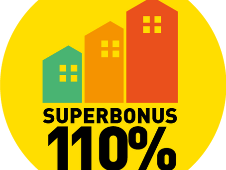 Superbonus 110%: confermata la proroga fino al 2023