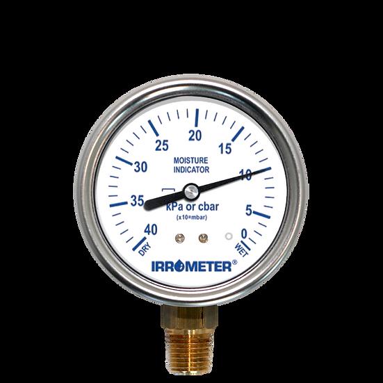 LT IRROMETER - Vacuum Gauge ( 0-40cb)
