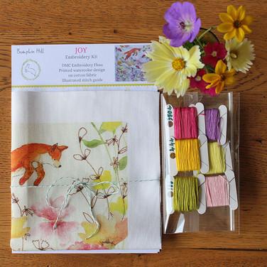 Joy Embroidery Kit