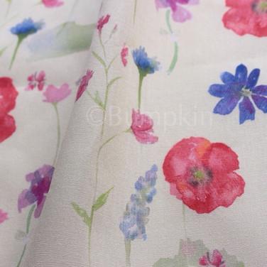 Over the Garden Gate Fabric Design