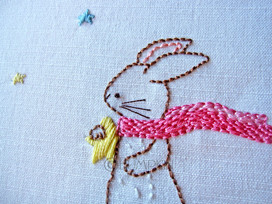 Reach for the Stars -Embroidery Pattern