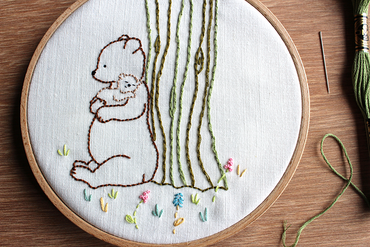 Mother's Love - Embroidery Pattern