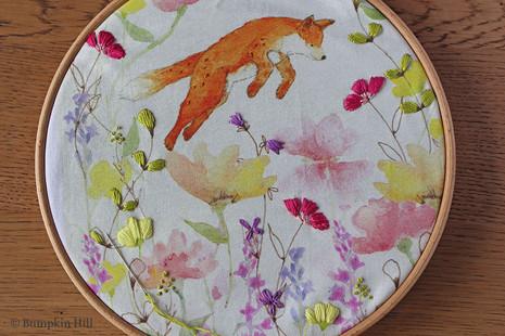 Joy - Embroidery Kit