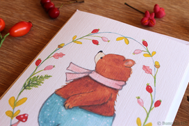 Berry Bear