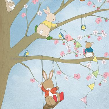 Blossom Tree Party