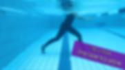 שיעור כוראוגרפיה בבריכה