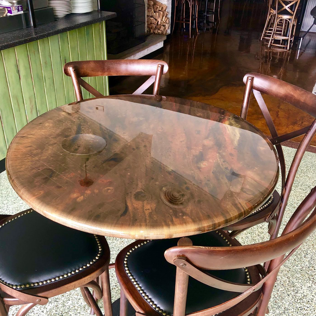 RESIN BISTRO TABLE