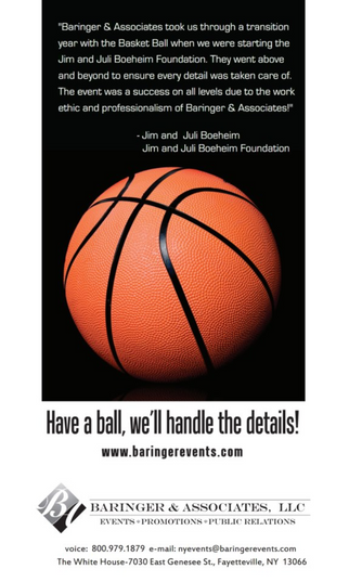 HAVE A BALL