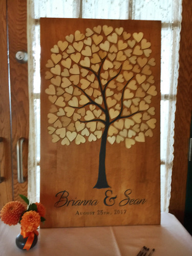 TREE GUEST BOOK