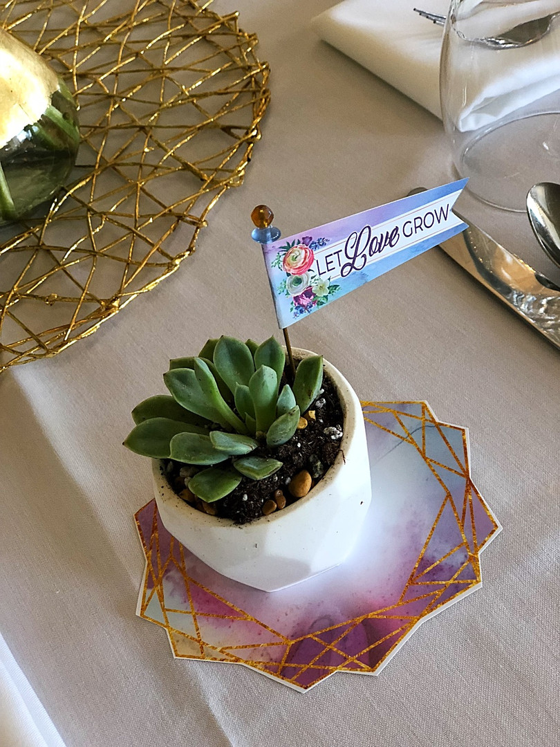 WEDDING SHOWER FAVOR