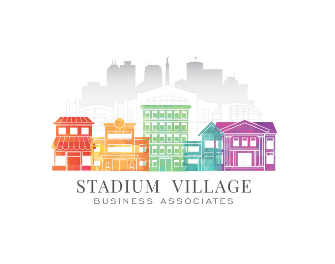 STADIUM VILLAGE LOGO
